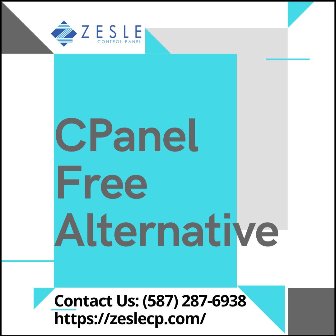 CPanel Free Alternative