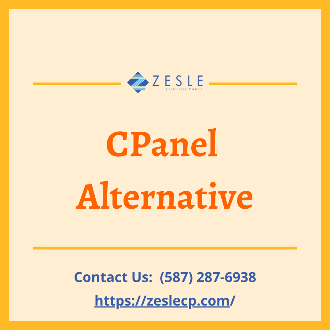 CPanel Alternative