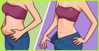 8 Killer Tips Reduce Belly Fat 1